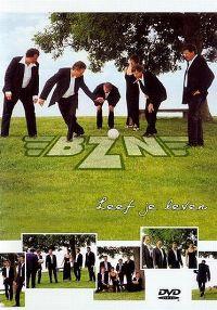 Cover BZN - Leef je leven [DVD]